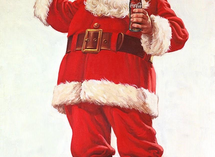 Poderosos Colores: ¿ Por Qué Santa Claus Se Viste De