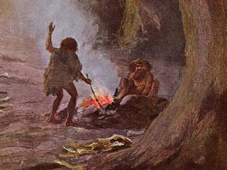 ANCIENT HISTORY: DISCOVERY AND CREATION OF FIRE  ANCIENT HISTORY...