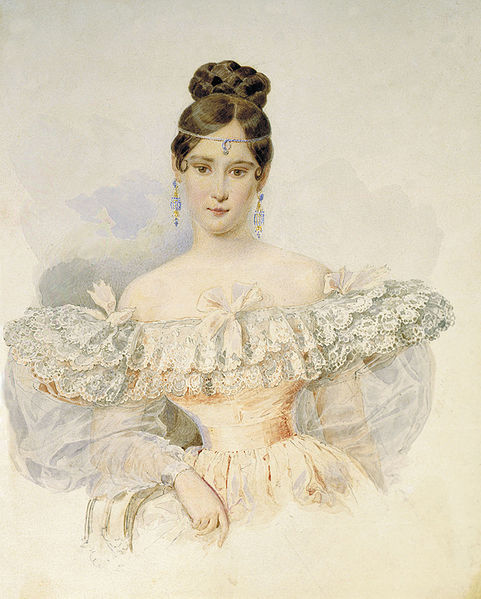 Two Nerdy History Girls: Real 1830s clothes