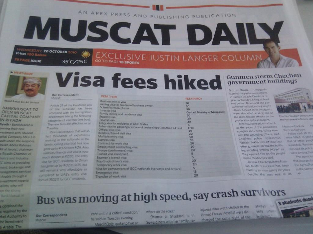 MUSCAT DAILY NEWSPAPER EPUB DOWNLOAD
