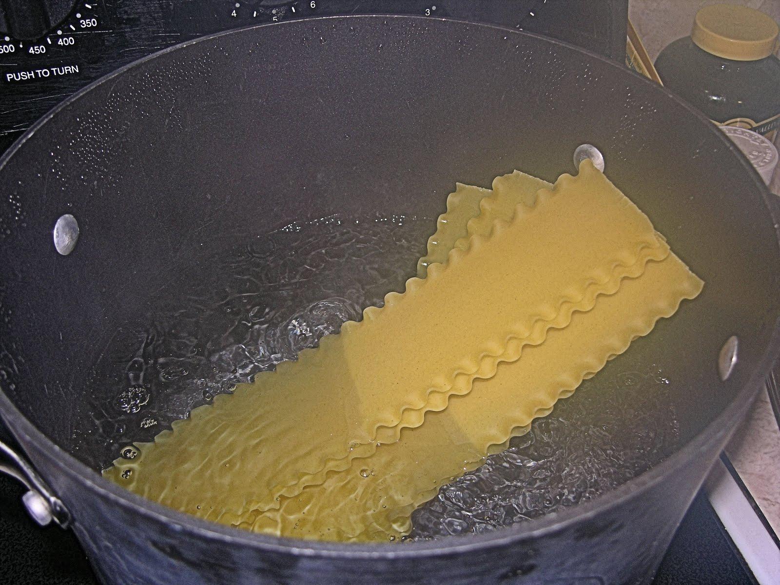 How To Boil Noodles For Lasagna