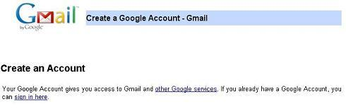 how to create gmail account without verification code