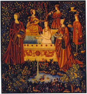 History Undressed: A Medieval Lady's Closet