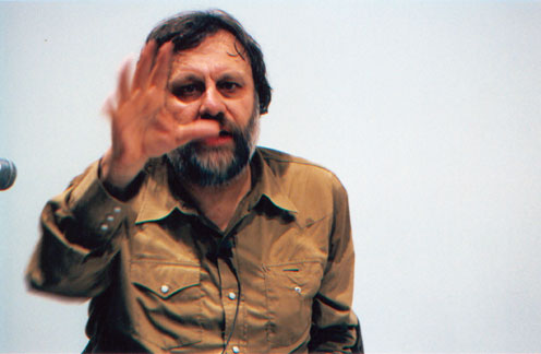 Film still from 'Žižek!' (2005)