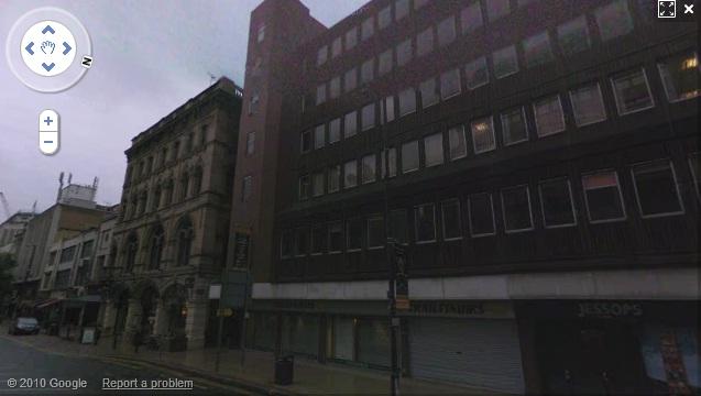 Pubs of Manchester: White Lion, Deansgate
