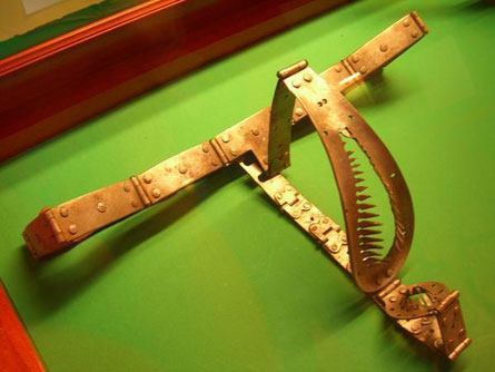 Home of the Snapping Turtle: Islamic Chastity Belts: Crazy ...