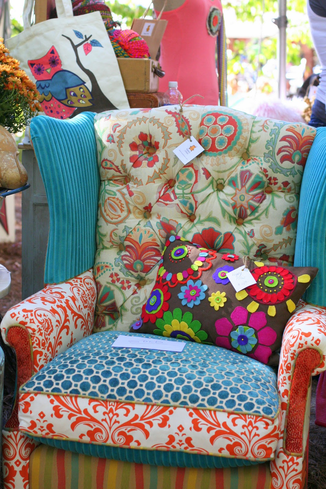 Best Reading Chair For Bad Back The Country Living Fair And Friends Paige Knudsen