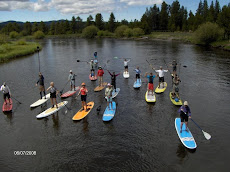 Join our Group Paddles Exploring Oregon Waters