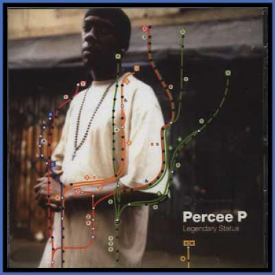 Percee P - Throwback Rap Attack (Cut Chemist / Oh No Mix