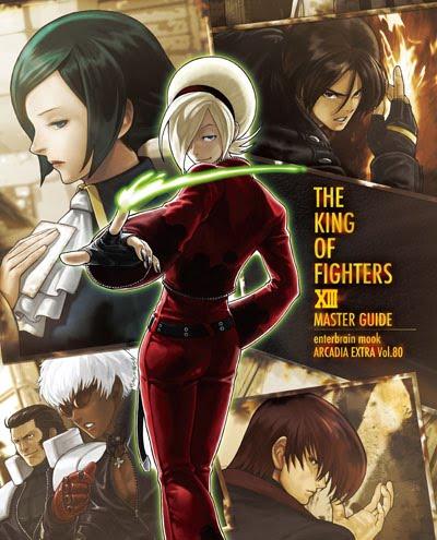 King Of Fighters UK KOFXIII Alternate Costumes