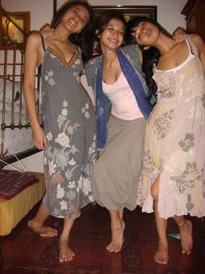 Cynthia Wijaya, Laudya Cynthia Bella, Intan Ayu Cute Photo