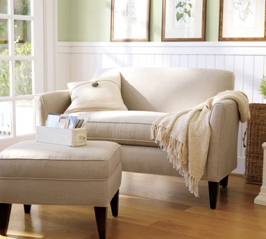 Old Sweetwater Cottage Sofa Couch Chesterfield Divan