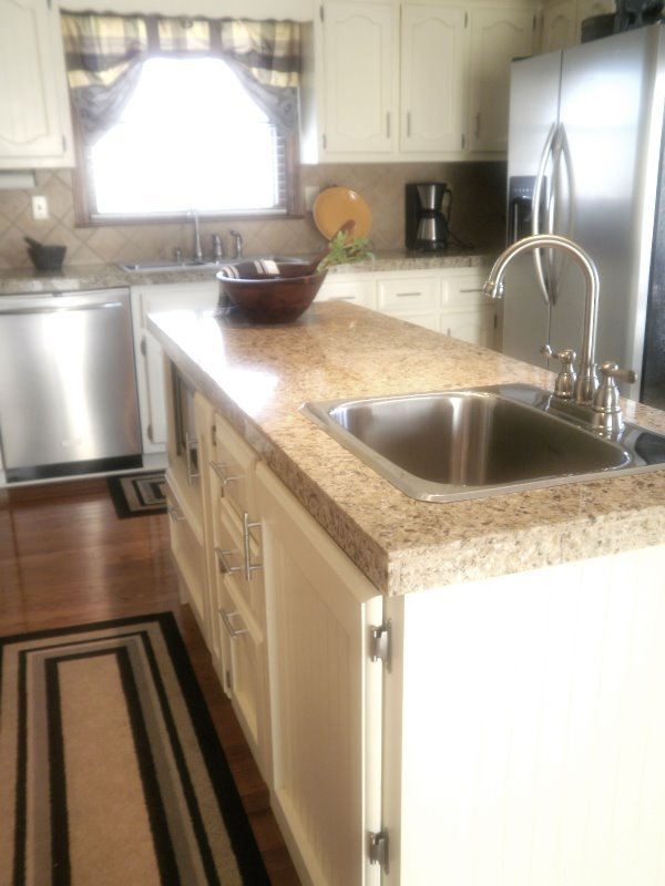 prep sinks for kitchen islands sweetwater cottage no or is an island 7575