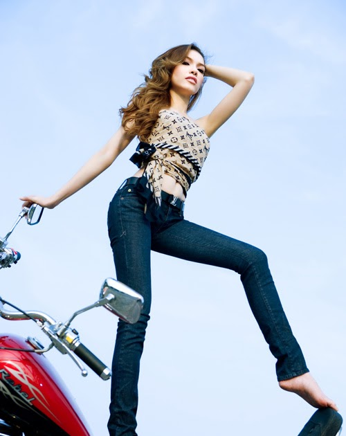 vietnam model girl photo