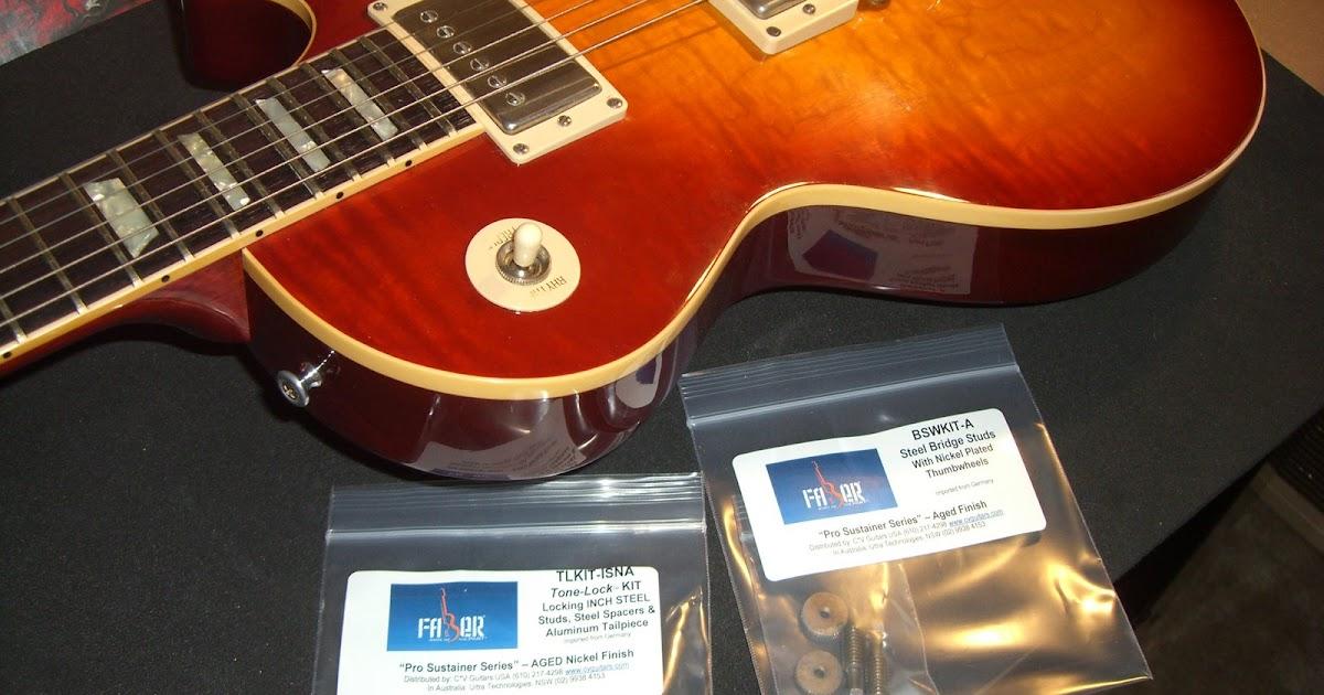 FRETWORLD: Making My Les Paul Sound