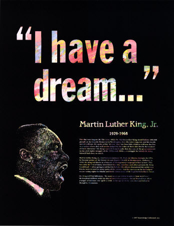 """Always Believe: Martin Luther King, Jr. """"I Have a Dream"""""""