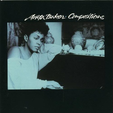 The Cd Project Anita Baker Compositions 1990
