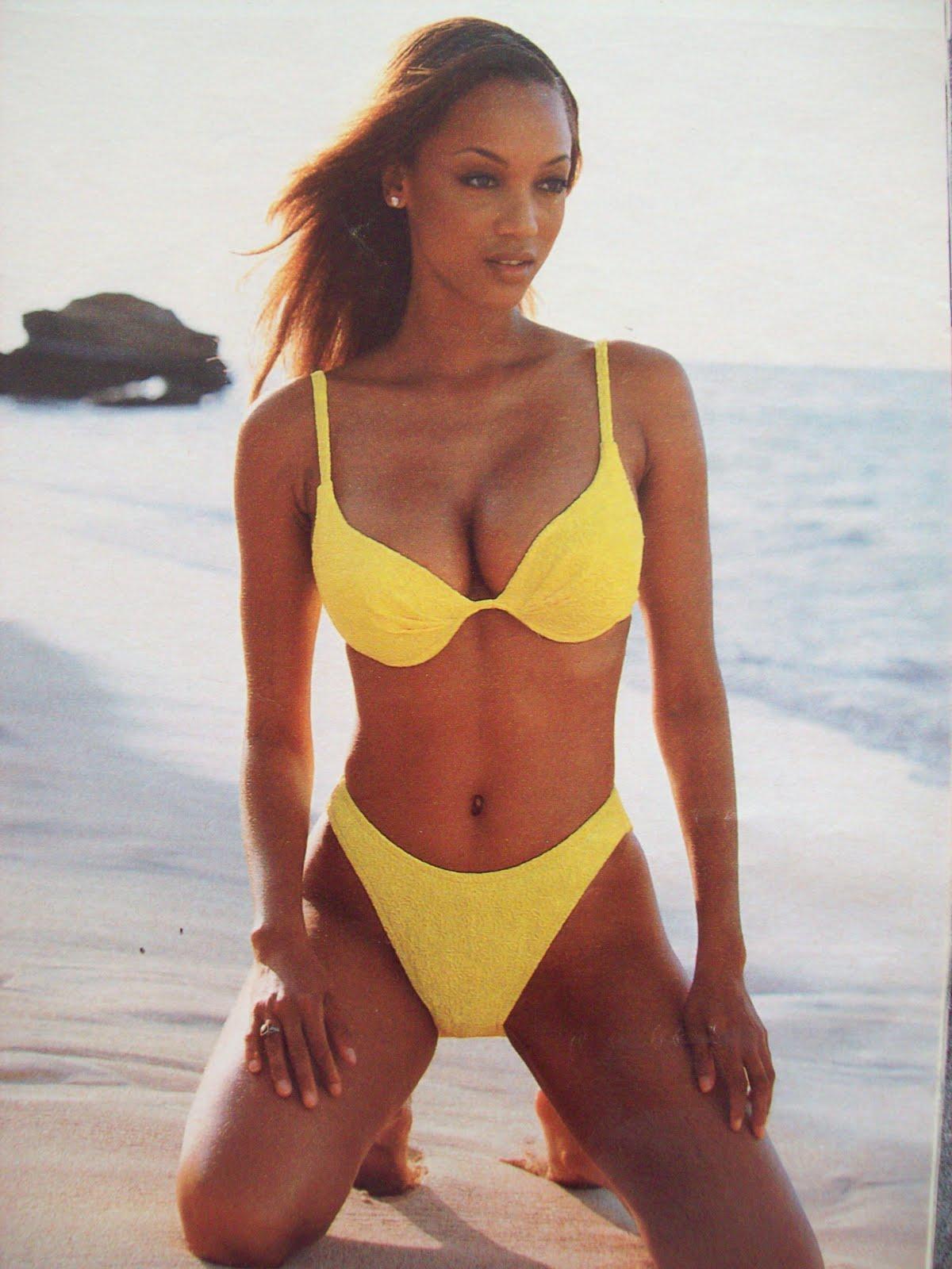 Nude Tyra Banks