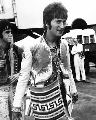 Hippies, Bohemians, Gypsies, Fashion, hippy, hippy fashion, John Lennon, The Beatles