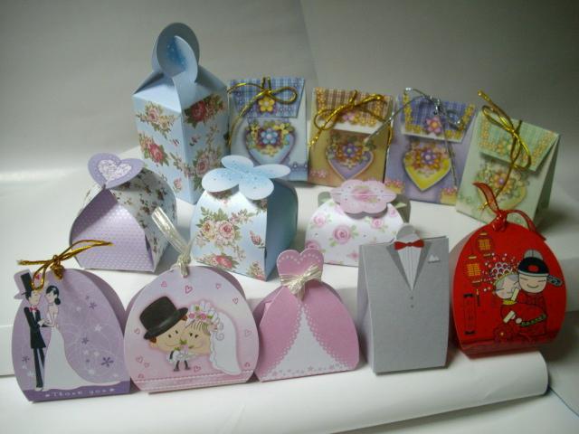 Cheap Wedding Door Gift Malaysia: Supply Malaysia Wedding Door Gift Boxes / Cupcake Boxes