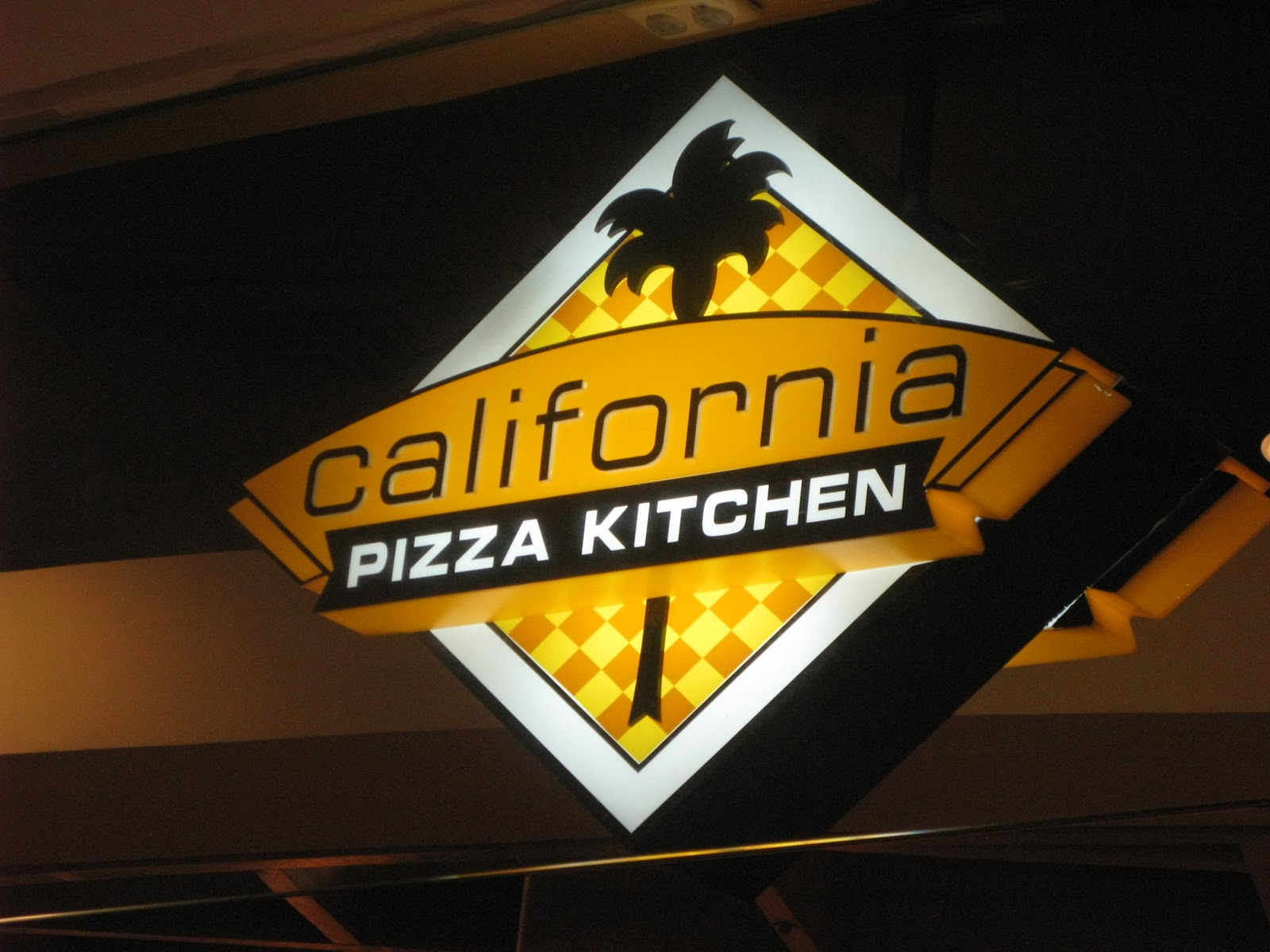 California Pizza Kitchen Menu Pleasanton Ca