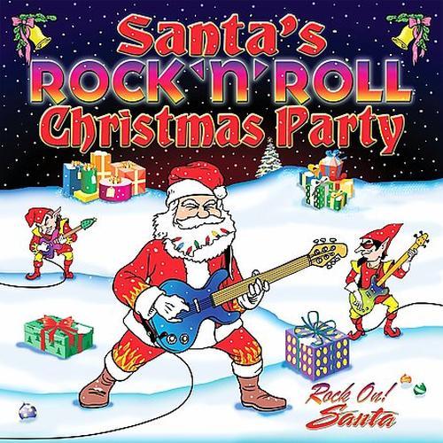 Rock N Roll Christmas Tree: Rock 'n Roll Fridays: Holiday Rock 'n Roll Christmas Songs