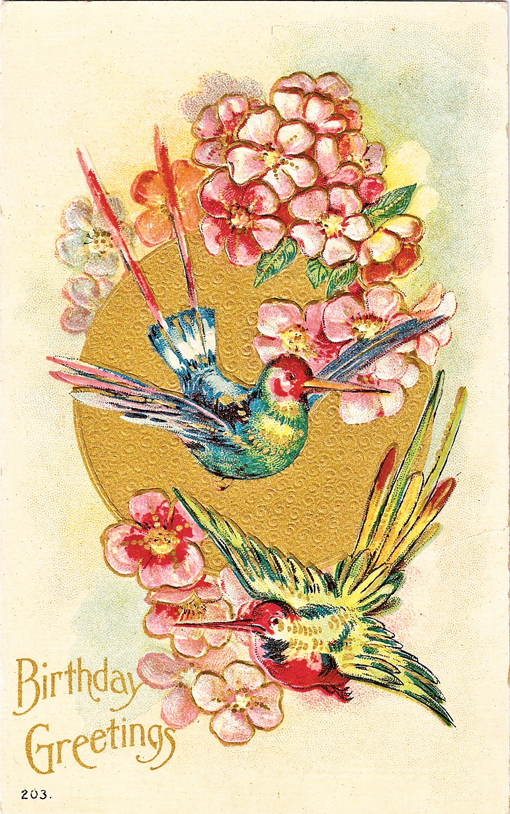 free victorian birthday clip art - photo #1