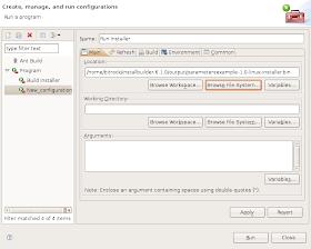 InstallBuilder Blog: How To Integrate Bitrock InstallBuilder with