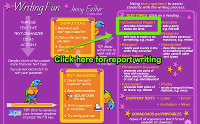 Writing Primary School Reports Examples