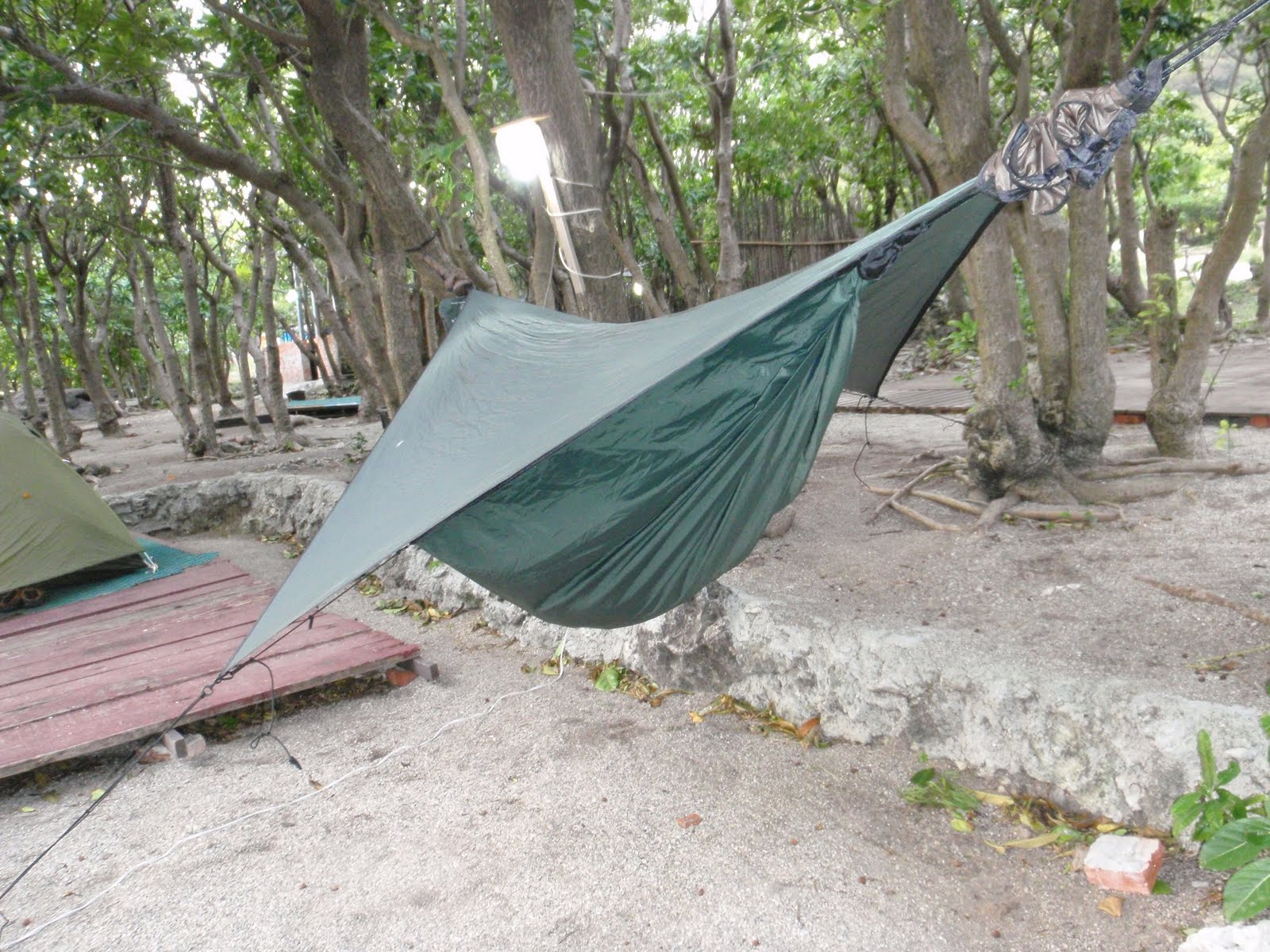 Outdoor Gadgets Hennessy Hammock Expedition Asym