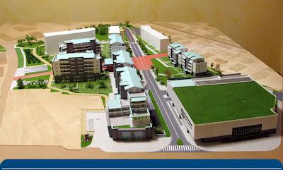 Residenze galileo vendita appartamenti spazi commerciali for Appartamenti bergamo