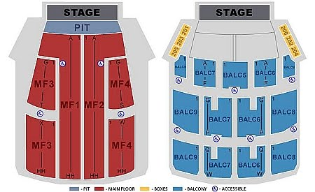 Ticket King Theatre Orpheum Theatre Wicked tickets-Minneapolis