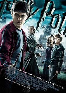 Harry Potter y el misterio del principe - Cartel
