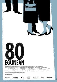 80 egunean - Cartel