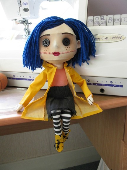 Moomama Coraline Costume