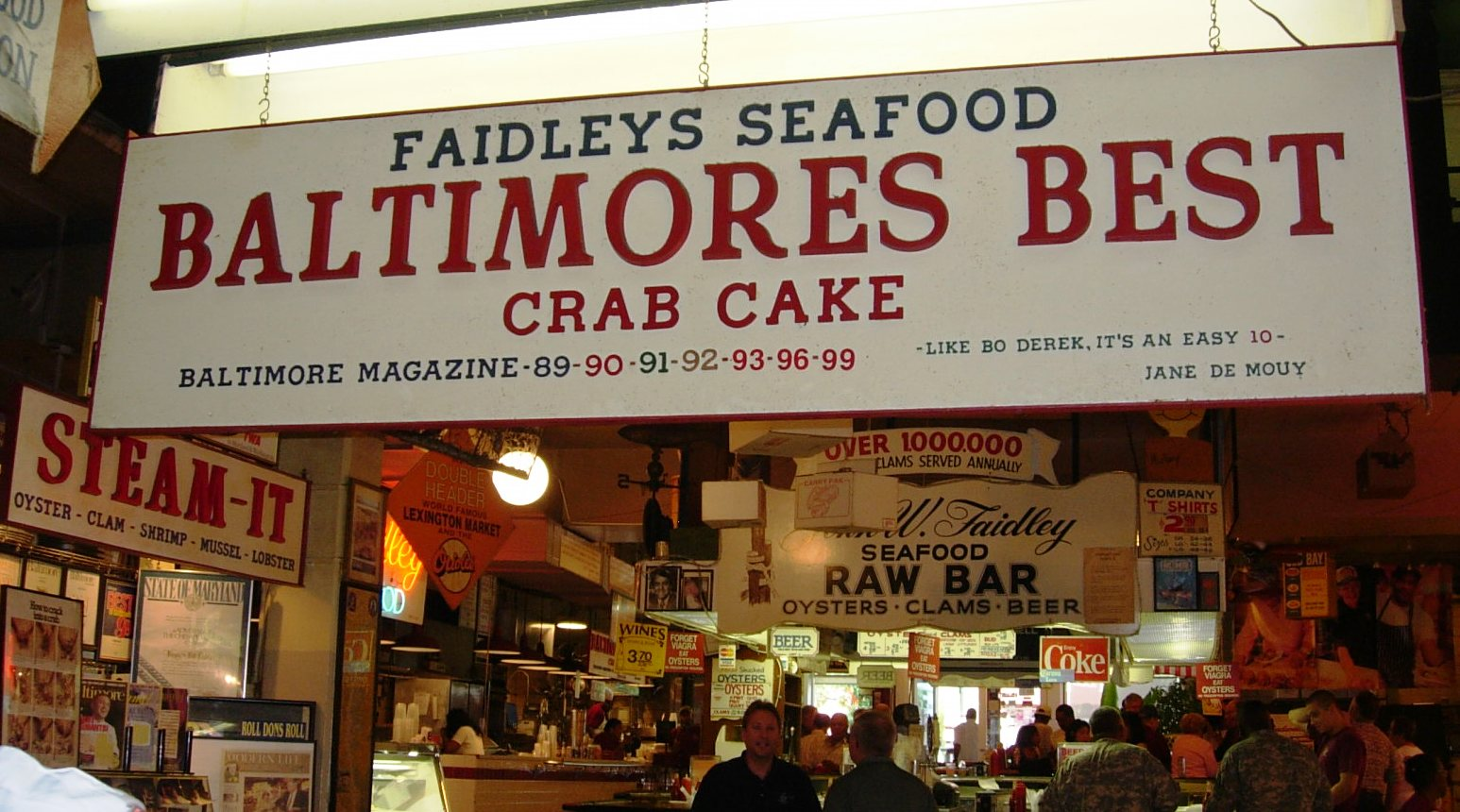 Best Food In Baltimore City
