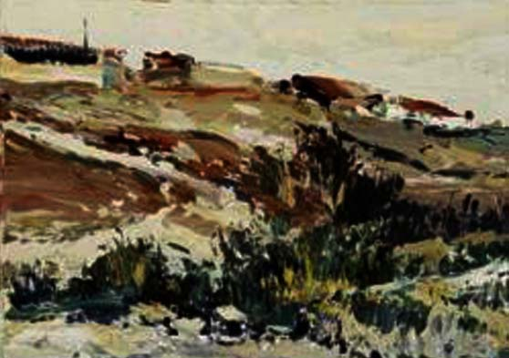 José Cózar Viedma, Paisajistas españoles, Paisajes de Cózar Viedma, Pintor español, José Cózar , Pintores de Jaén, Pintor José Cózar