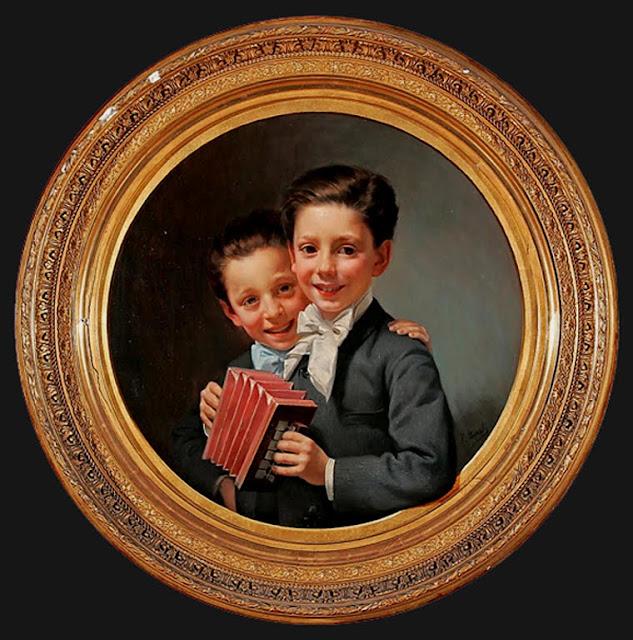 Pere Borrell del Caso, Maestros españoles del retrato, Retratos de Pere Borrell, Pintores Catalanes, Pintor español, Pintor Pere Borrell del Caso, Pintores de Gerona, Pintores españoles
