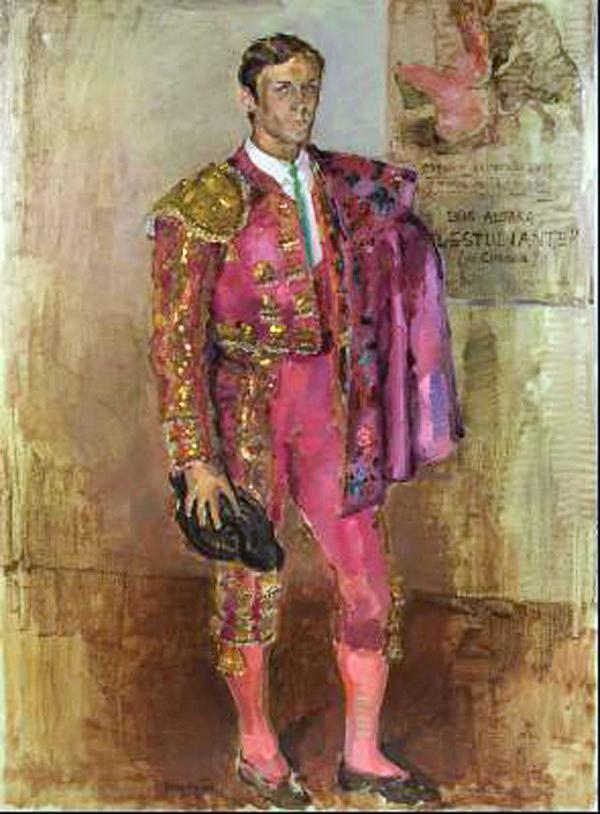 JJulián Grau Santos, Maestros españoles del retrato, Retratos de Julián Grau Santos, Pintores Catalanes, Pintor español, Pintor Julián Grau Santos, Pintores de Huesca, Pintores españoles