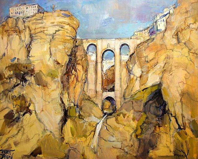 Ernest Descals, Paisajistas españoles, Paisajes de Ernest Descals, Pintor español, Pintores Catalanes, Pintores de Barcelona, Pintores españoles, Pintor Ernest Descals