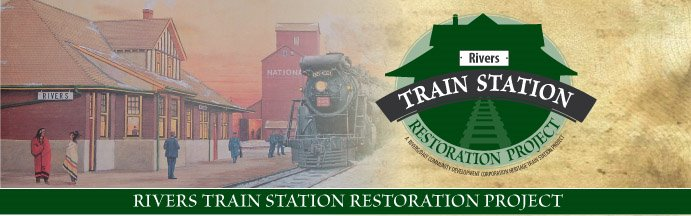 Rivers Train Station Restoration Project