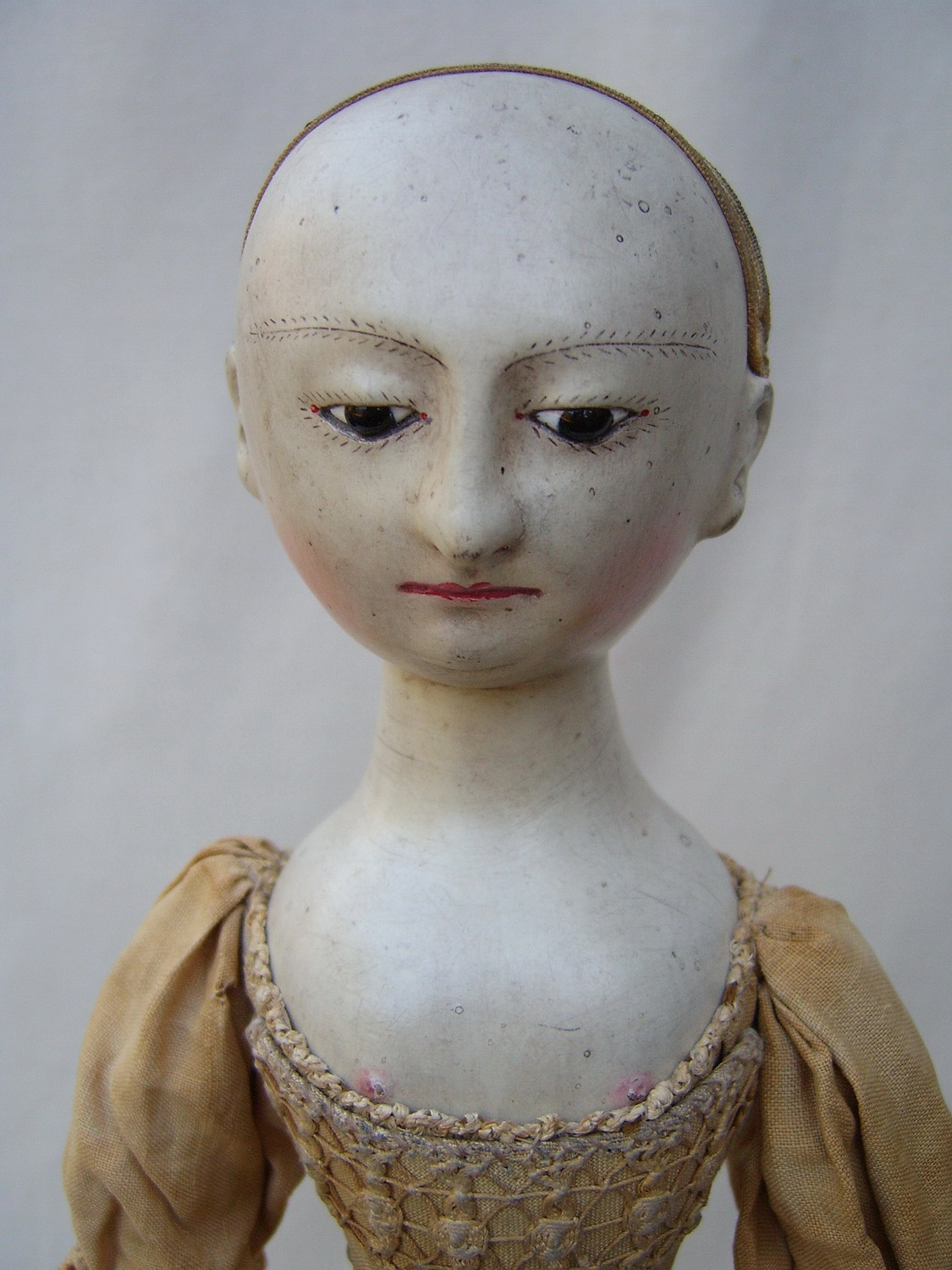 The Dolls Between Us: The Old Pretenders: A Very Unusual And Rare Doll