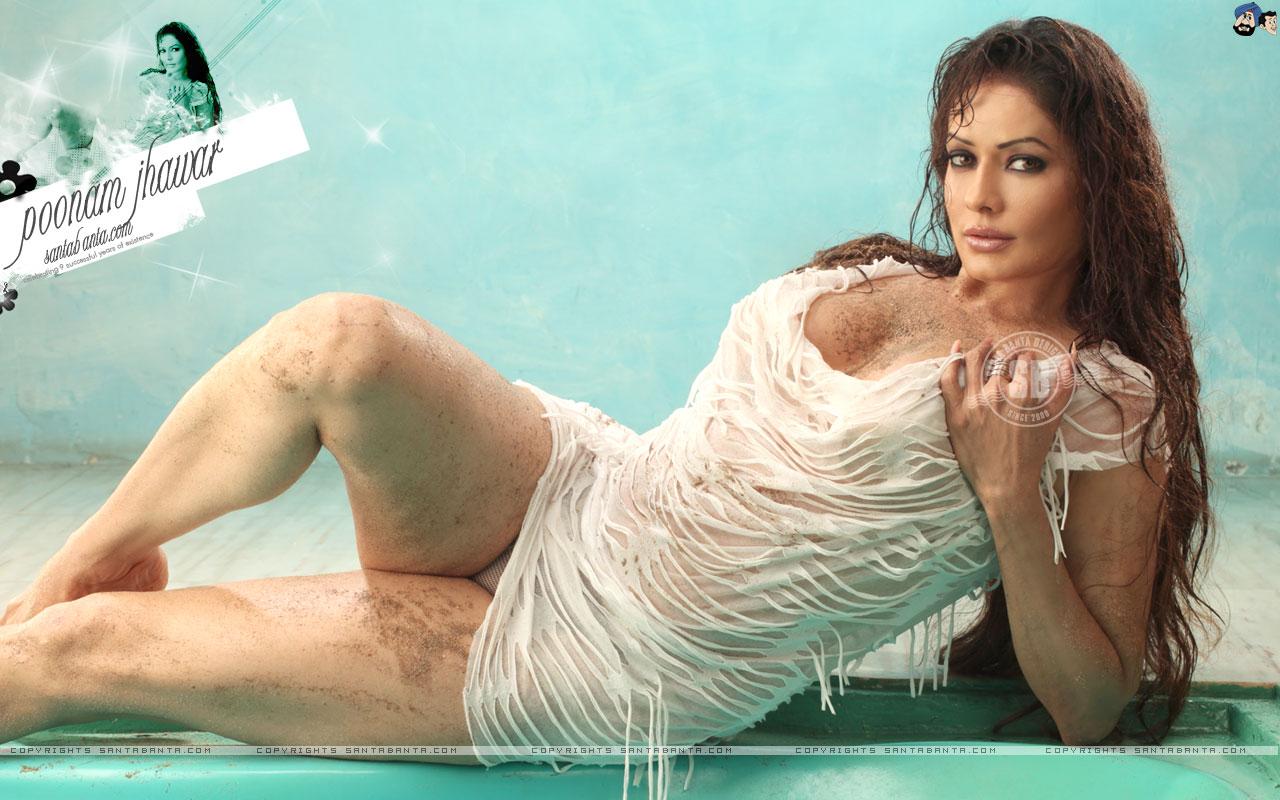 Poonam Jhawer Bikini