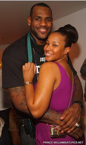 1f8db145c569 Update 6 11  Rashard Lewis says Rumors are False About Relationship With Lebron  James Girlfriend