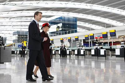 Heathrow slarvar mest med bagaget