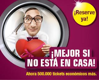 Germanwings: 500.000 tickets por 19,99 EUR