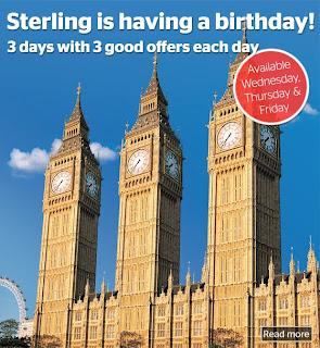 Promoção Sterling: 3 dias com 3 grandes ofertas de vôos e hotéis – Último dia