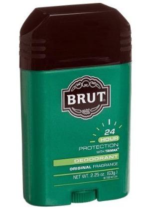 $0.49 (Reg $2.89) Brut Deodora...
