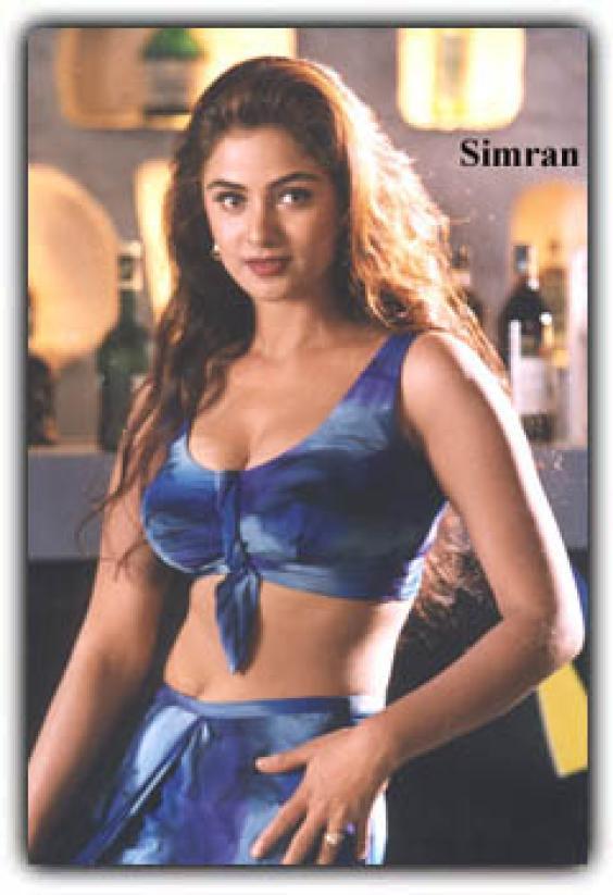 simran hot and sexy