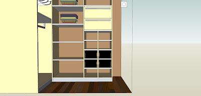 dressing en l 2. Black Bedroom Furniture Sets. Home Design Ideas